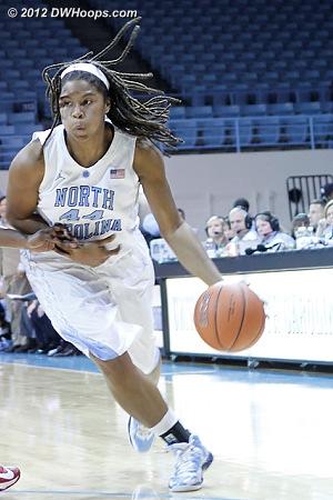 Tierra Ruffin-Pratt  - UNC Players: #44 Tierra Ruffin-Pratt
