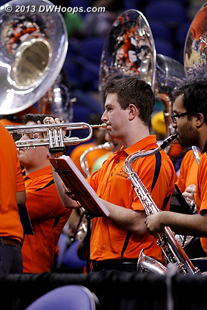 ACCWBBDigest Photo  - UVA Players:  Virginia Band