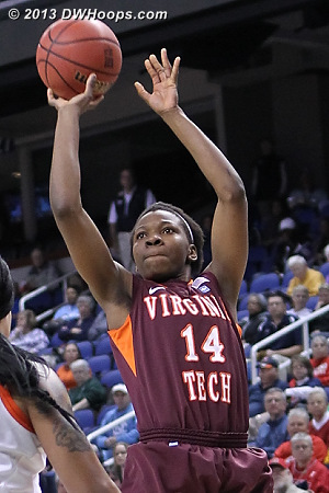 Digest 2014 Most Outstanding Virginia Tech Player Uju Ugoka