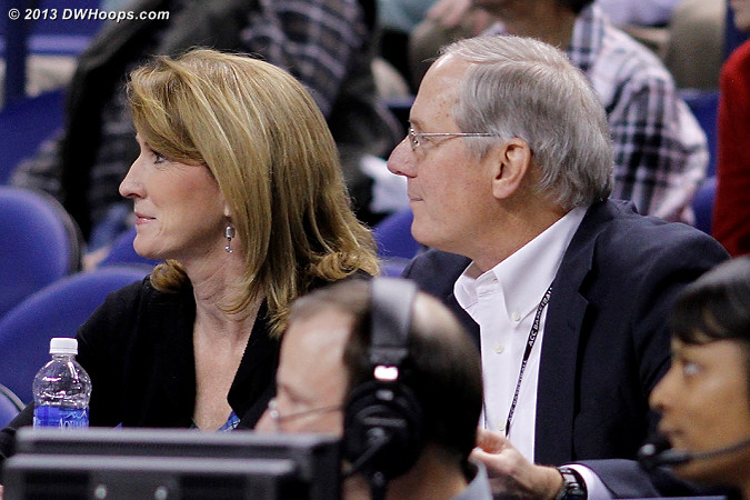 Debbie Antonelli and Bob Holliday
