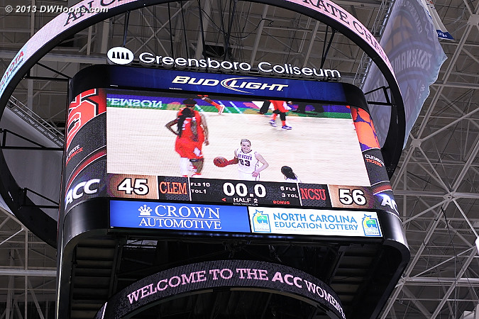 Ballgame - NC State advances to face #1 seed Duke on Friday at 2 PM