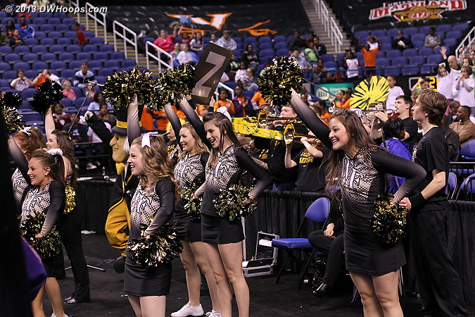 ACCWBBDigest Photo  - WAKE Players:  Wake Forest Cheerleaders