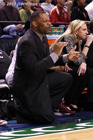 ACCWBBDigest Photo  - FSU Players: Assistant Coach Lance White