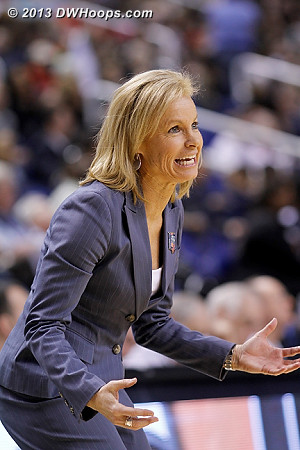 Sue Semrau and Florida State will potentially face contrasting styles in taking on Princeton, then perhaps Baylor.