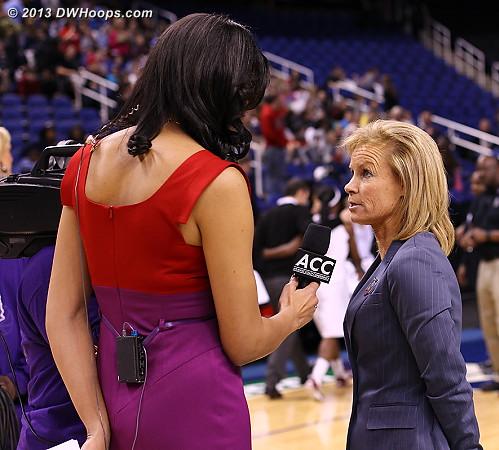 Interview with Kristy Winters-Scott  - FSU Players: Head Coach Sue Semrau