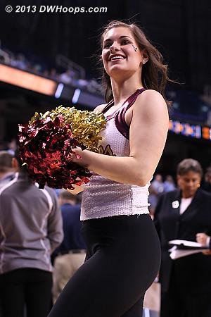 ACCWBBDigest Photo  - BC Players:  Boston College Cheerleaders