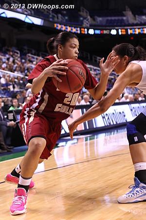 ACCWBBDigest Photo  - BC Players: #20 Shayra Brown