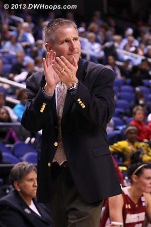 ACCWBBDigest Photo  - BC Players: Head Coach Erik Johnson