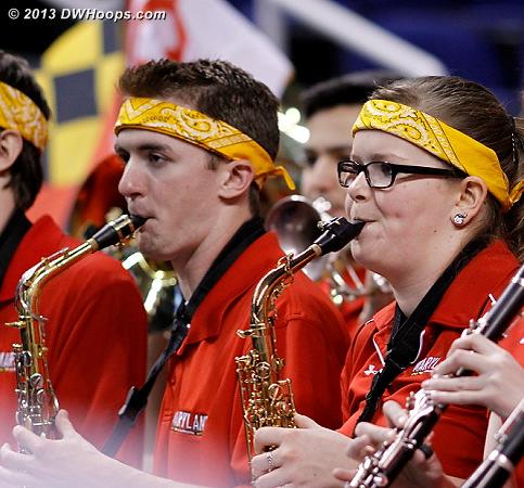 ACCWBBDigest Photo  - MD Players:  Maryland Band