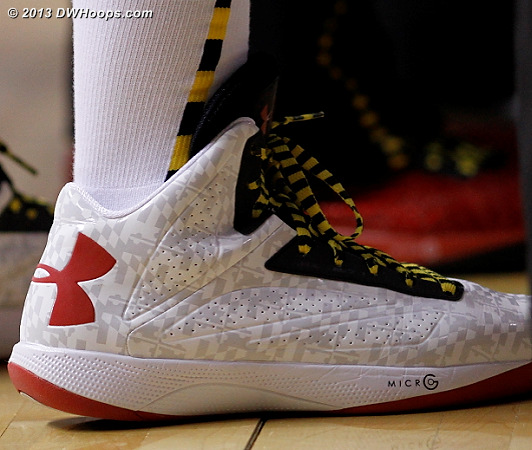 Another flavor of Maryland's shoes