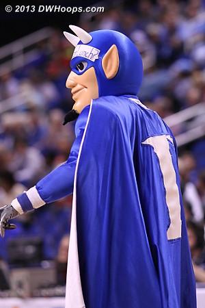 DWHoops Photo  - Duke Tags: Duke Blue Devil Mascot