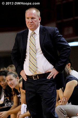 St. Bonaventure head coach Jim Crowley