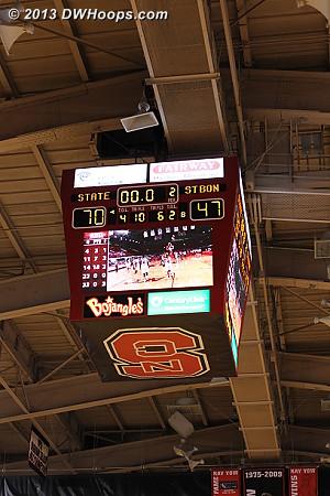 Ballgame! State wins, 70-47