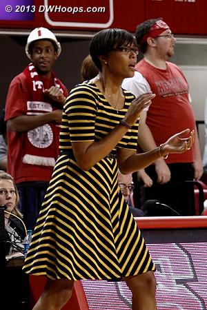 ACCWBBDigest Photo  - LSU Players: Head Coach Nikki Caldwell