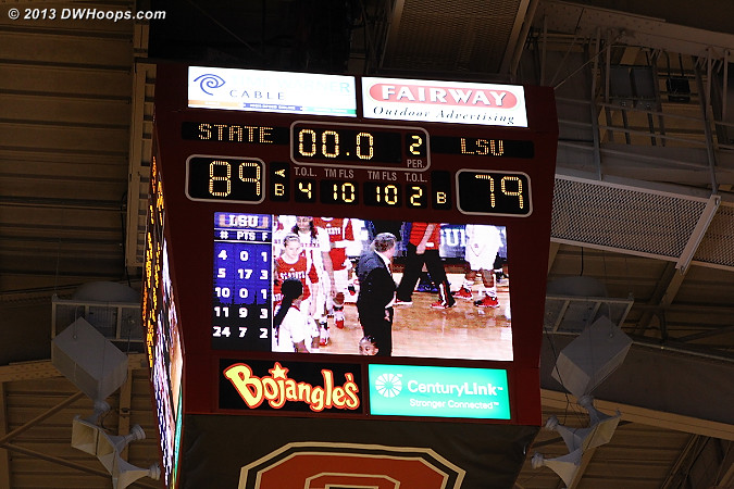 Ballgame - NC State gets a quality win, 89-79