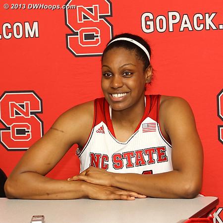 ACCWBBDigest Photo  - NCSU Players: #44 Kody Burke