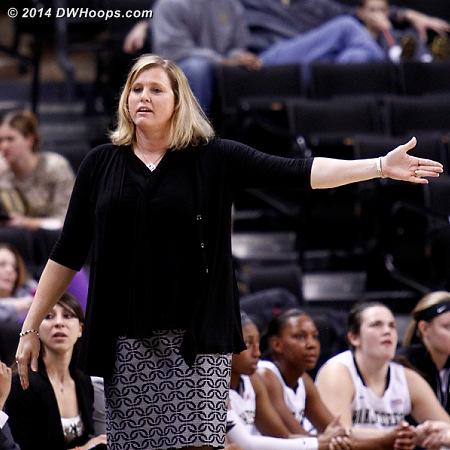ACCWBBDigest Photo  - WAKE Players: Head Coach Jen Hoover