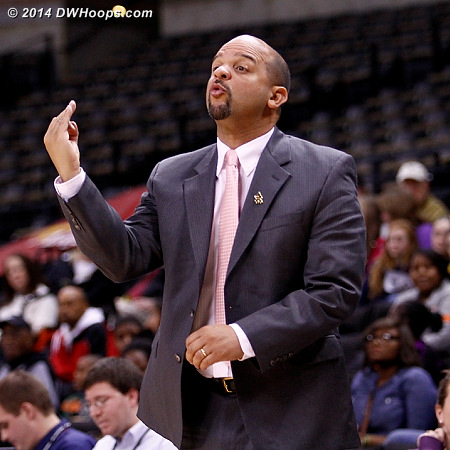 ACCWBBDigest Photo  - WAKE Players: Assistant Coach Mike Terry