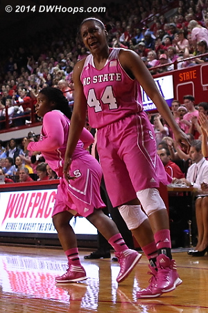Digest 2014 Most Outstanding North Carolina State Player Kody Burke