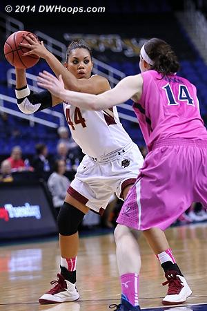 ACCWBBDigest Photo  - BC Players: #44 Kat Cooper