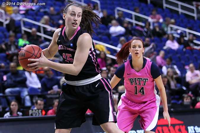 ACCWBBDigest Photo  - WAKE Players: #15 Millesa Calicott