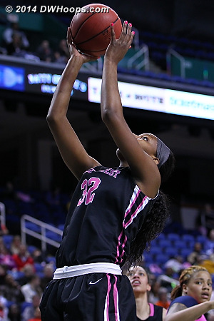 ACCWBBDigest Photo  - WAKE Players: #32 Milan Quinn