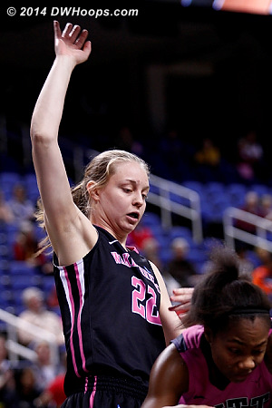 ACCWBBDigest Photo  - WAKE Players: #22 Keri Fulp