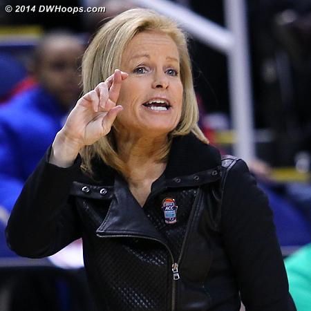 ACCWBBDigest Photo  - FSU Players: Head Coach Sue Semrau
