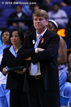 DWHoops Photo  - UNC Players: Assistant Coach Andrew Calder