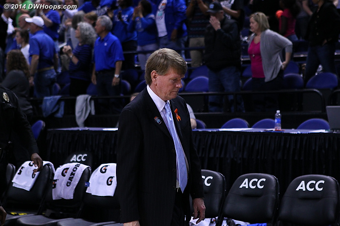 Tough for UNC to battle hard and come up just short  - UNC Players: Assistant Coach Andrew Calder