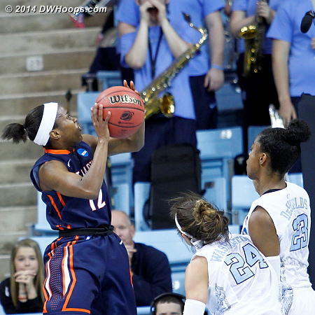 ACCWBBDigest Photo  - UT-M Players: #12 Jasmine Newsome